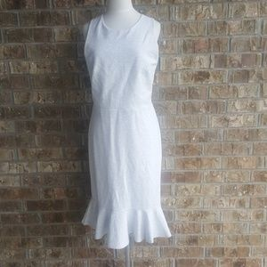BANANA REPUBLIC Fit & Flare Dress - Size 8